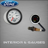 Ford Interior & Gauges