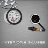 Hyundai Veloster Interior & Gauges