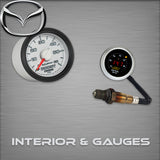 Mazda Interior & Gauges