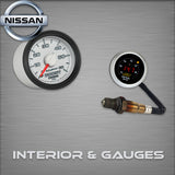 Nissan Interior & Gauges