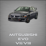 Mitsubishi Evolution VII & VIII Performance Parts