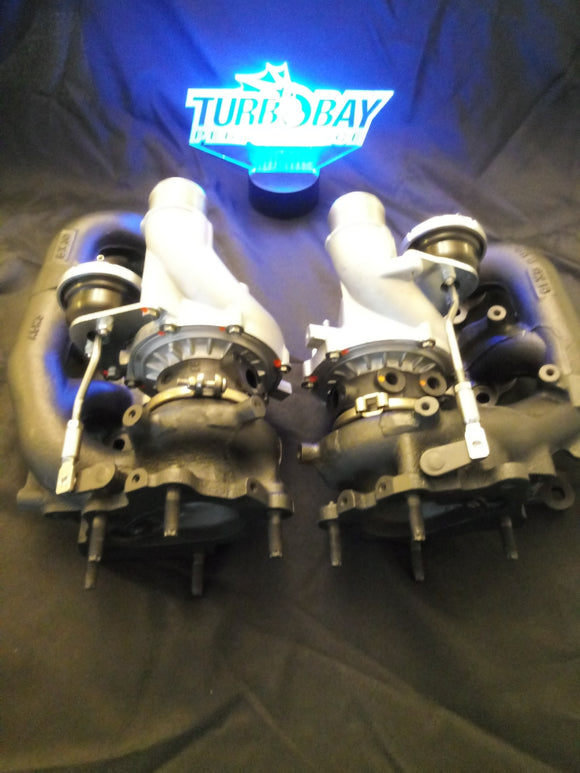 Nissan GT-R R35 Turbocharger Upgrade