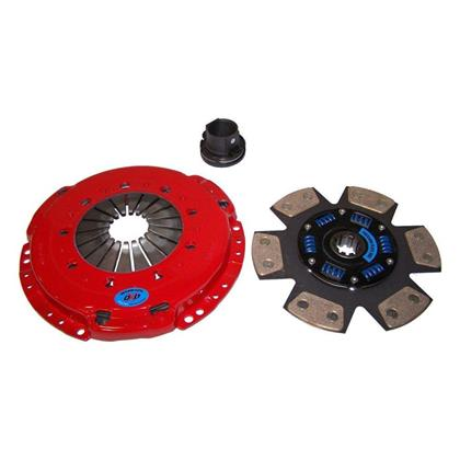 South Bend / DXD Racing Clutch 08-09 Dodge Caliber SRT4 2.4L Stg 2 Endur Clutch Kit (w/ FW)