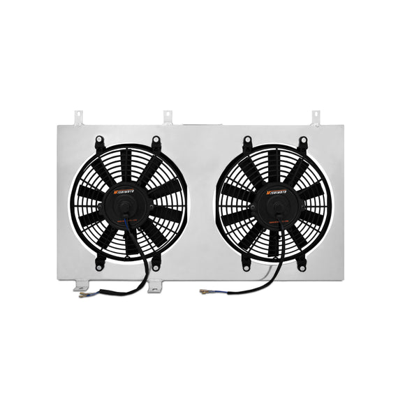 Mishimoto 01-05 Dodge Neon SRT-4 Aluminum Fan Shroud Kit