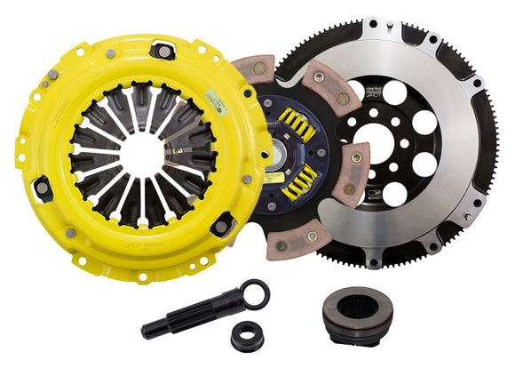 ACT 2003-2005 Dodge Neon HD/Race Sprung 6 Pad Clutch Kit