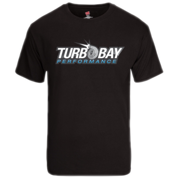 TURBOBAY PERFORMANCE T-SHIRT (black)