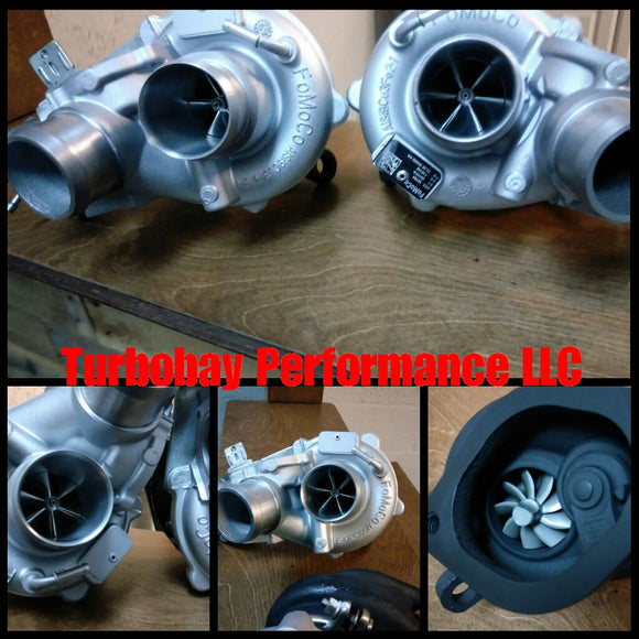 FTW-F39XR 2011-2016 FORD F-150 TWIN TURBOCHARGER UPGRADE