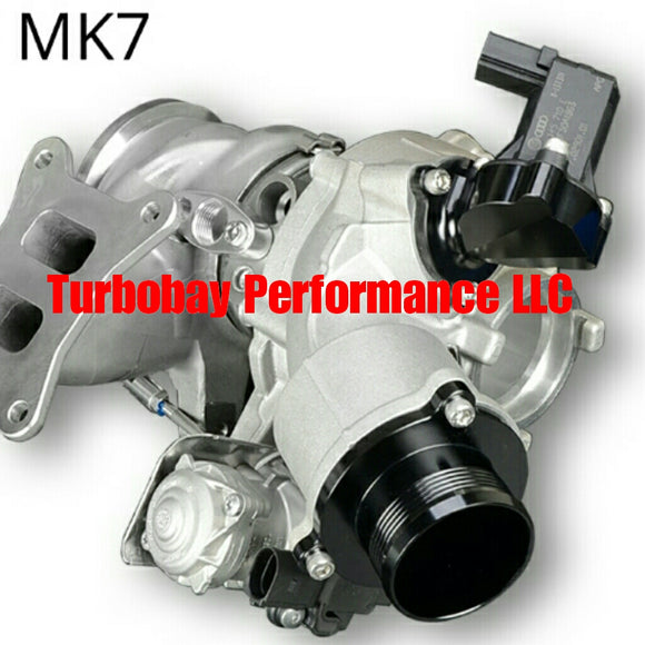 Volkswagen IS38 Upgrade Performance Turbocharger for Gen 3 - MK7/8V