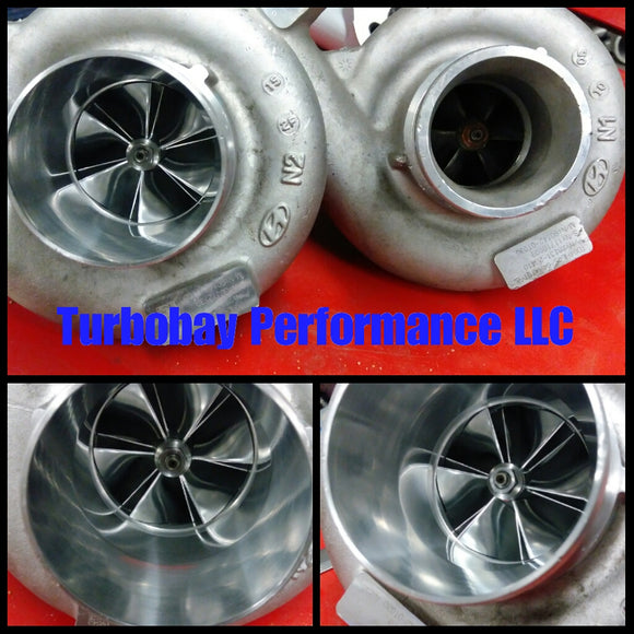 Hyundai Sonata/Kia Optima (K5) Turbocharger Upgrade