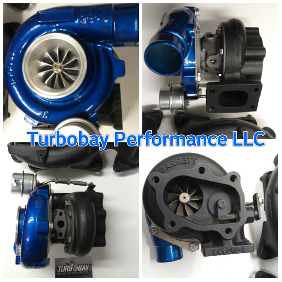 FTW-300ZXR Nissan 300ZX turbocharger upgrade