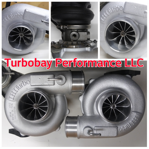(FTW-VF39/48XR) Subaru WRX factory turbocharger upgrade