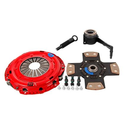 South Bend / DXD Racing Clutch 08-09 Dodge Caliber SRT4 2.4L Stg 4 Extreme Clutch Kit (w/ FW)