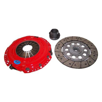 South Bend / DXD Racing Clutch 08-09 Dodge Caliber SRT4 2.4L Stg 3 Endur Clutch Kit (w/ FW)