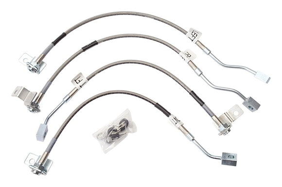 Russell Performance 03-05 Dodge Neon SRT-4 Brake Line Kit