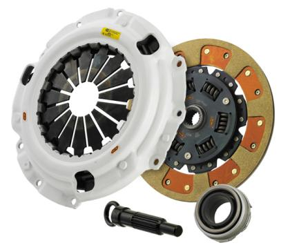 Clutch Masters 07-09 Dodge Caliber 2.4L SRT-4 Turbo 6spd FX300 Kevlar Clutch Kit w/ Alum FW