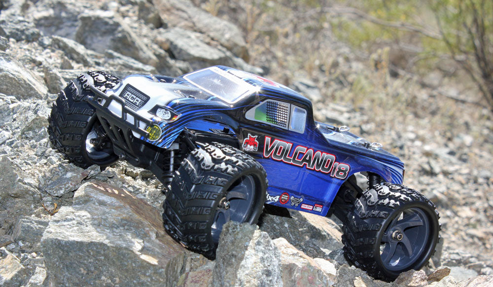 Volcano 18 V2 1 18 Scale Electric Monster Truck Turbobay