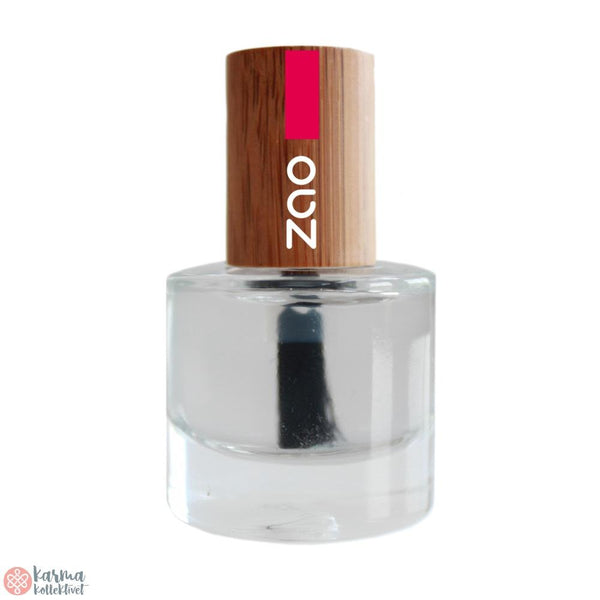 ZAO ZAO 10-fri neglelakk, 665 Top Coat - karma kollektivet