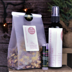 Elemental Promise -  Calendula Skin Refresh Set | All-Natural Body Care Products