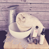 All-Natural Herbal Facial Steam - Elemental Promise
