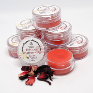elementalpromise Lip Care Hibiscus Briarberry Lip Balm [all_natural]