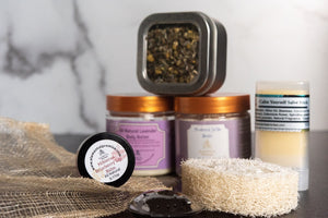Elemental Promise -  All Natural Calming Collection | All-Natural Body Care Products