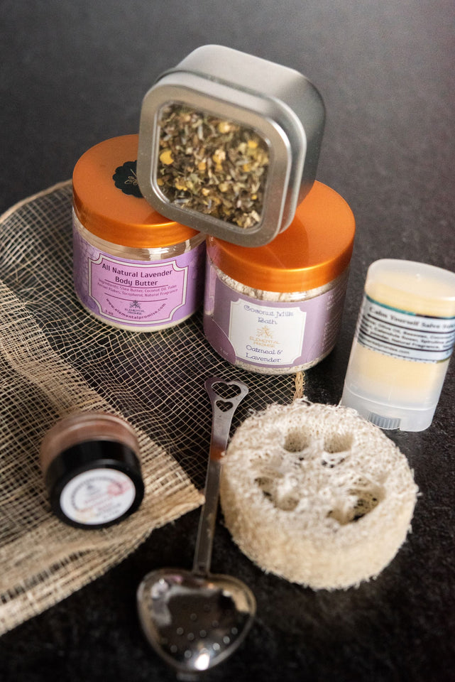 All Natural Calming Collection - Elemental Promise
