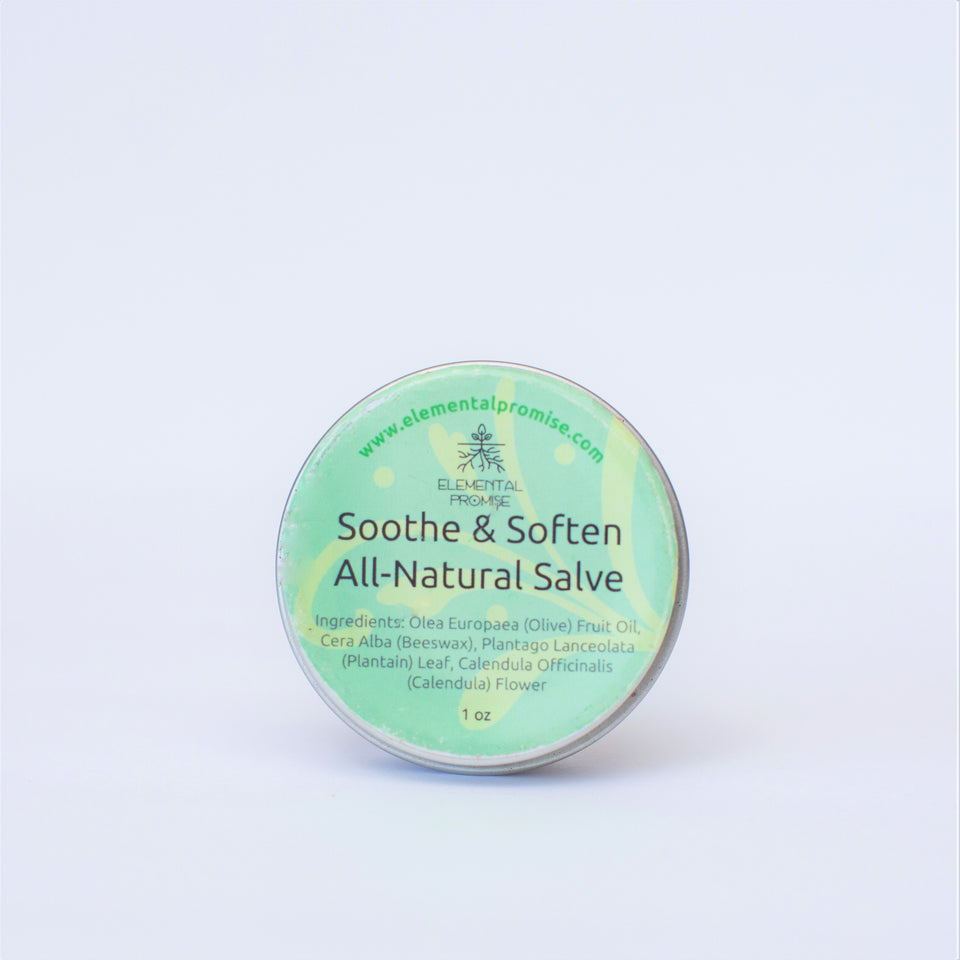 Elemental Promise -  Healing Salve Collection | All-Natural Body Care Products