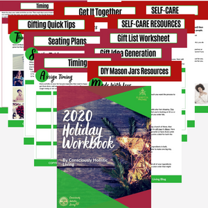 2020 Holiday Workbook & Guide - Elemental Promise