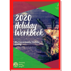 Elemental Promise -  2020 Holiday Workbook & Guide | All-Natural Body Care Products
