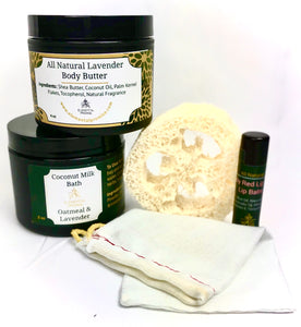 Lovely Lavender Gift Collection - Elemental Promise