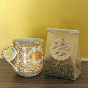 Simple Lung Support Tea - 90 Day Supply - Elemental Promise