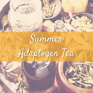 Elemental Promise -  Summer Adaptogen Tea | All-Natural Body Care Products