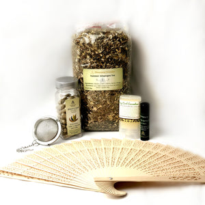 Elemental Promise -  Summer Herbal Kit | Consciously Holistic Living | All-Natural Body Care Products