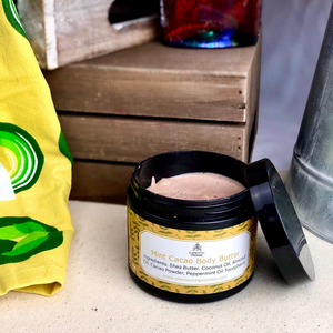 Elemental Promise -  Velvet Cacao Body Butter | All-Natural Body Care Products