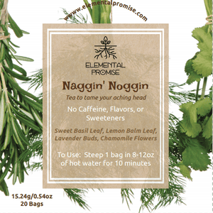 elementalpromise  Naggin' Noggin Tea [all_natural]