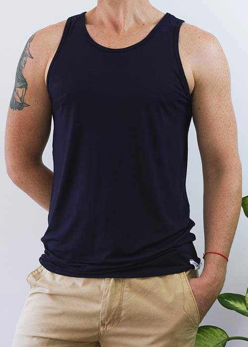 The Classic Singlet - Bamboo