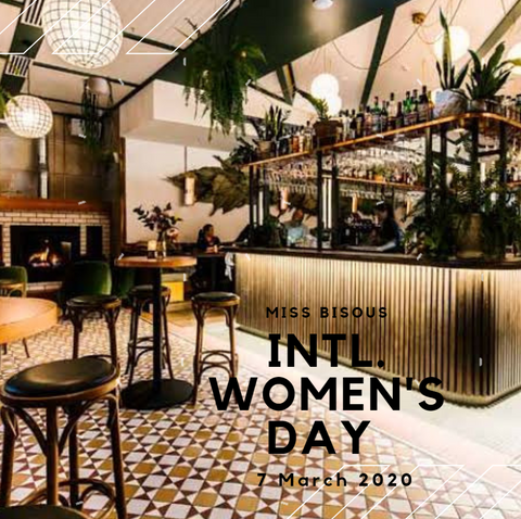 Miss Bisous Intl. Women's Day Bottomless Lunch on 7th March 2020
