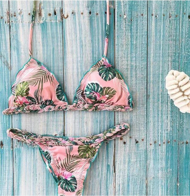 Pink Summer | Swimwear - Miss Bisous