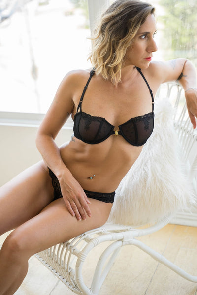 Love Yourself | Underwire Bra - Miss Bisous