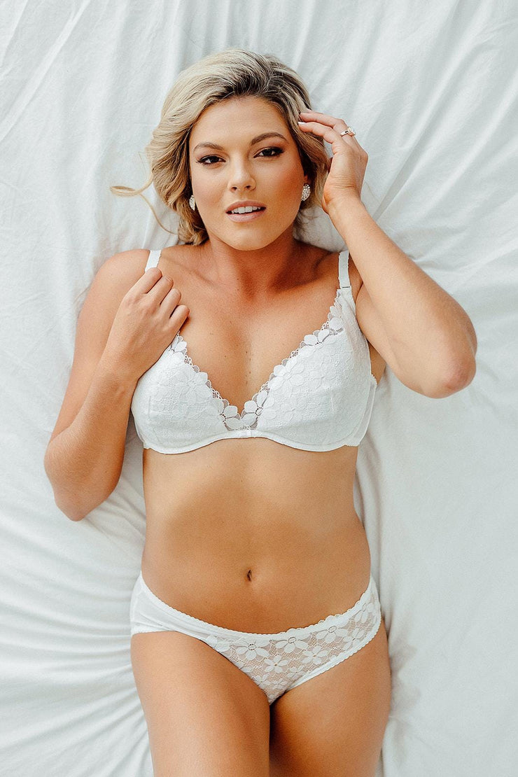 When The Love Falls | Bridal Intimates - Miss Bisous