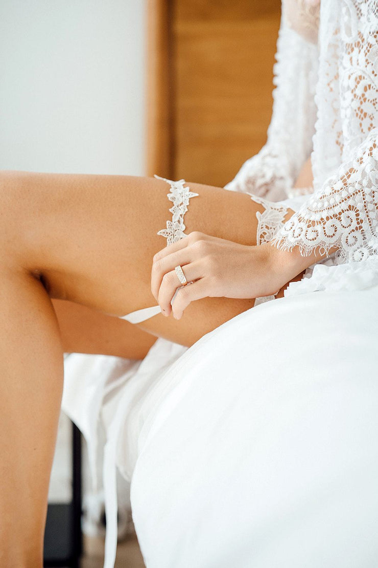 Bridal Garters | Lingerie Accessories - Miss Bisous