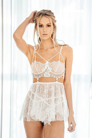 Lace Fantasy | Bridal Intimates - Miss Bisous