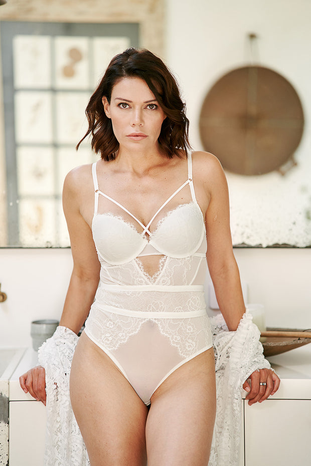 White Angel | Bodysuit - Miss Bisous