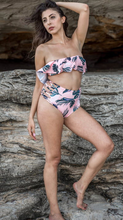 Pink Dream Island | Swimwear - Miss Bisous