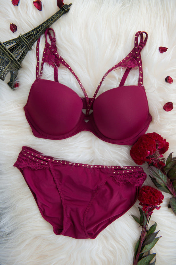 Tie Me Tight | Lingerie - Miss Bisous