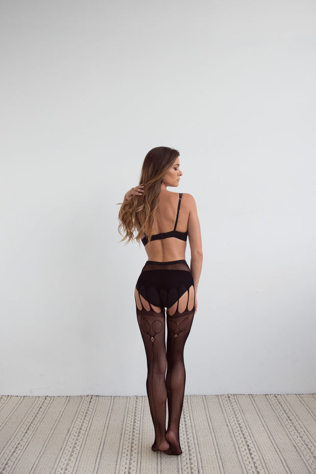 Miss Bisous 2018 Stockings Collection