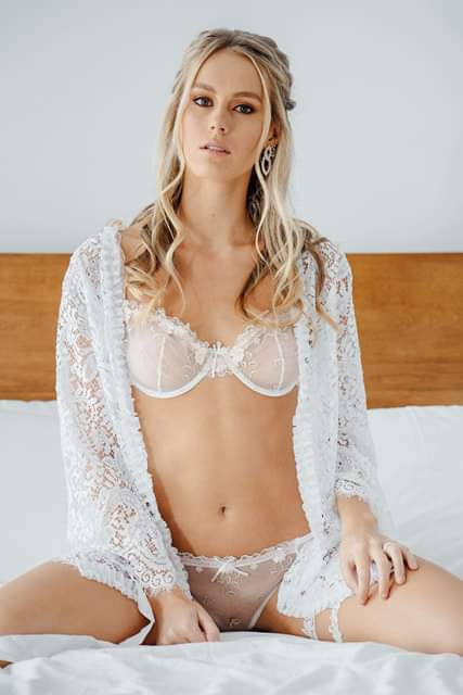 Waiting For You | Bridal Intimates - Miss Bisous