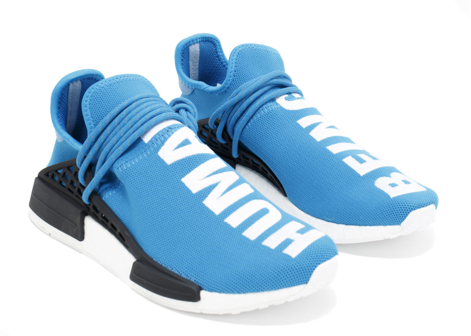 Pharrell Williams X adidas HUMAN RACE NMD-