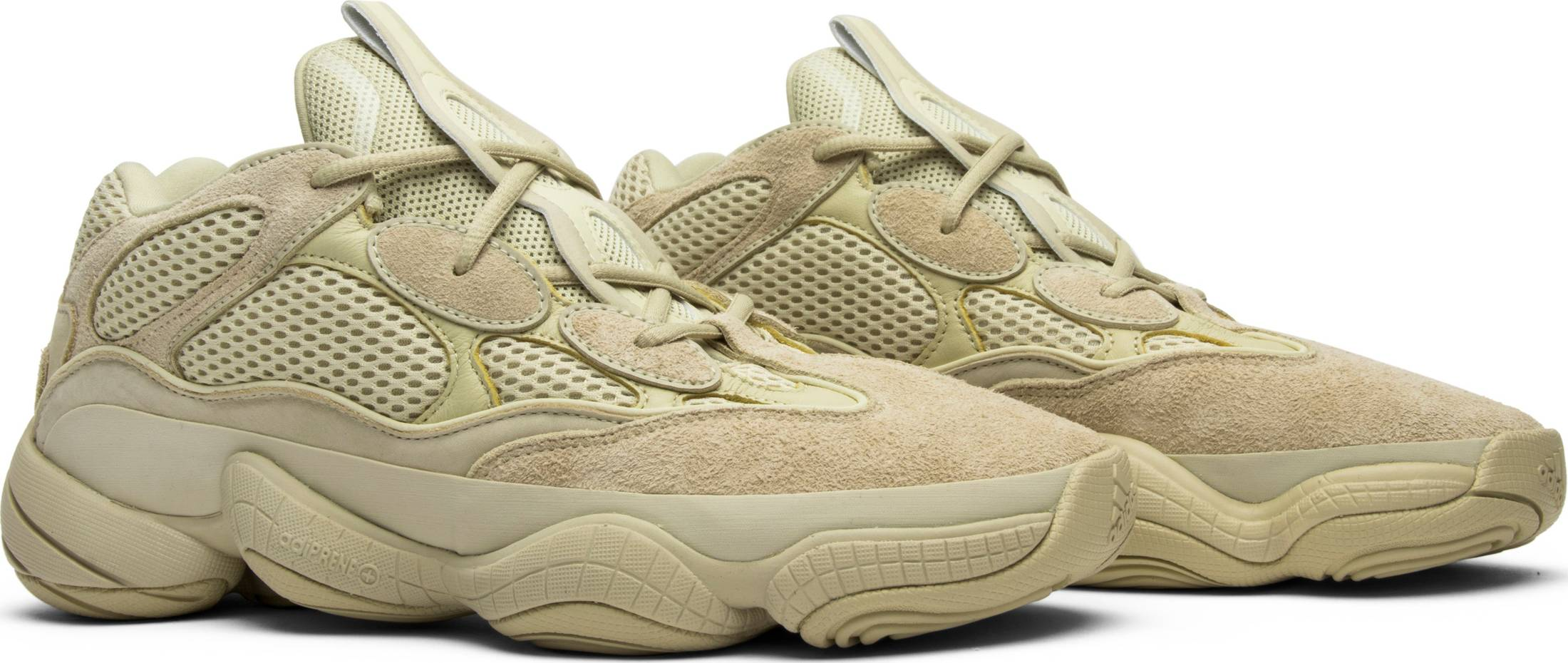 huge selection of f9a08 2b7dd Supermoon Yellow - adidas Yeezy 500 Desert Rat
