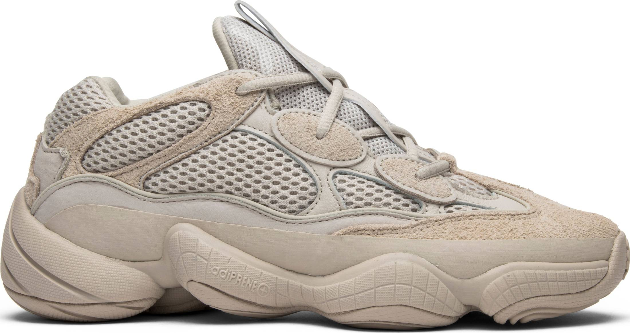 super popular 51cf1 18895 Blush - adidas Yeezy 500 Desert Rat